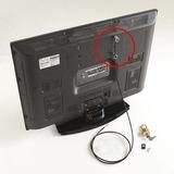Pantalla Plana Tv Kit Seguridad Anti Robo Paquete 3