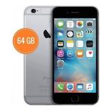 iPhone 6 64gb (220) 4g Lte Liberado Cargador Audifonos Itr