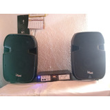 Amplificador De Sonido Mas Dos Cabinas