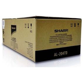 Cartucho De Tóner Y Revelador - Sharp - Negro - 6000 Paginas