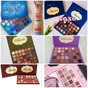 Paleta Sombras De Ojos Beauty Creations Olivia O Elsa Beaut
