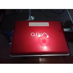 Laptop Sony Vaio Modelo Vgn-cr220e