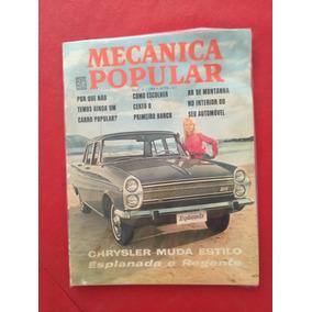 Mecânica Popular Abril 68 Esplanada Gtx Frete/gratis Rara!!!