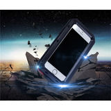 Case iPhone 5 5s Se 6 6s 7 8 Taktik Lunatik Gorilla Glass