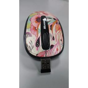 Mouse Inalámbrico Microsoft - Serie Artística