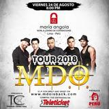 Entradas Menudo Tour 2018 Preferencial