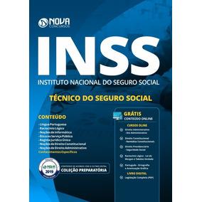Apostila Inss - Técnico Do Seguro Social (2019) - Atualizada