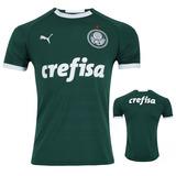 Nova Camisa Palmeiras Verde Original 2019 - Super Promoção cdd9c2e8d919f