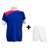 Uniform 14 Camisas Sporting Roy vm br + 14 Calções Madrid Br 50be981f156f7