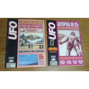 Revista Ufo, Fator X, Coleção Planeta E Outros