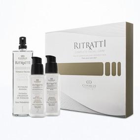 Kit Ritratti 30 Renovação Facial Enzimática