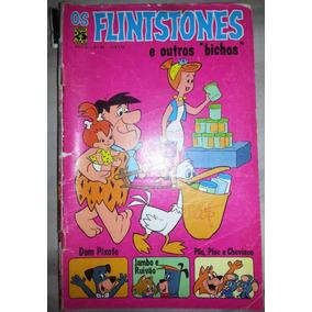 Gibi Os Flintstones E Outros Bichos Ano 3 Nº 26 - 1975 Abril