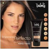 Base Valmy Pefect Finish De Larga Duracion