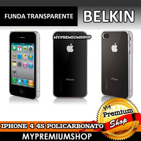 879670ba131 Funda Iphone 4 Belkin Shieldmicra Polycarbonato Ultradelgada