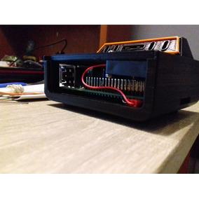Case Para Raspberry Pi 3 Modelo Atari 2600 Rpi3 Modelo 2