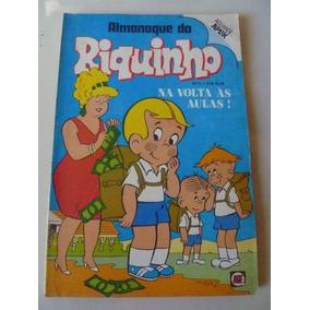 Almanaque Do Riquinho Nº 3 Março 1979 Rge Leia Descrição!