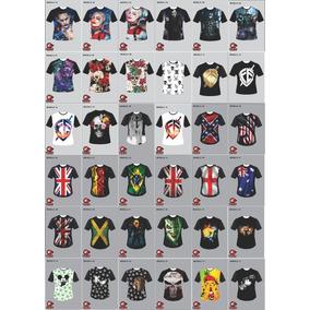 Promoção! Estampas Camiseta Editavel