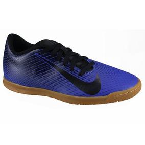 Tenis De Futsal Da Nike Azul - Chuteiras Nike de Futsal no Mercado ... 021ee92660e92
