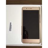 Huawei P9 Lite Gold Usado Exelente Estado Incluye Cargador