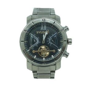 8d025cd9521 Relogios Masculinos Baratos - Relógio Bvlgari Masculino no Mercado ...