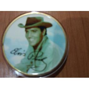 Medalha Comemorativa À Morte De Elvis Presley
