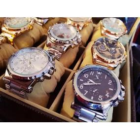 21cbd99d48c Caixa Relogio Bvlgari - Relógios no Mercado Livre Brasil