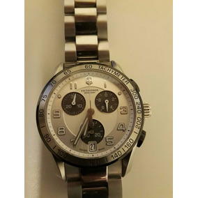 e55ea619b5e Relogio Victorinox Modelo 241678 Original. Usado - São Paulo · Relógio  Victor Inox Masculino Modelo 249040