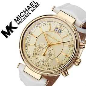 Relógio Feminino Samyer Mk2529 Cronógrafo - Michael Kors