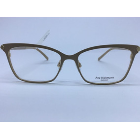 Oculos Armação Tamanho 52 Ana Hickmann - Óculos no Mercado Livre Brasil 64b7ccf08a