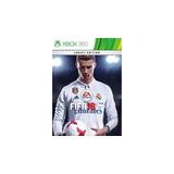 Fifa 18 Xbox 360 Juego Completamente Original