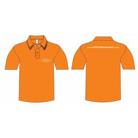 Camisa Polo - Kit Com 80 Peças