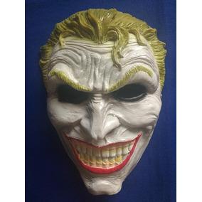 Máscara The Joker (fibra De Vidrio) Dc Comics Batman eba32e47c87