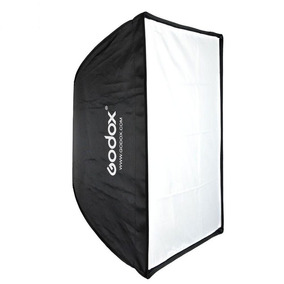 Softbox Godox Caja 60x60 Con Base Universal
