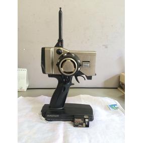 Radio Controle Futaba 3pk Magnum Usado - Freehobby