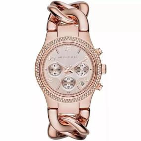 Relógio Michael Kors Mk3247/4tn Rosa