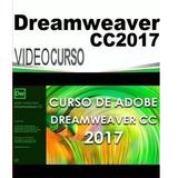 Videocurso De Dreamweaver Cc 2.017 + Programa Oferta