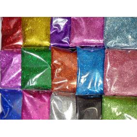 Givre Gibre Purpurina Brillito Glitter X 200gs. Zona Once