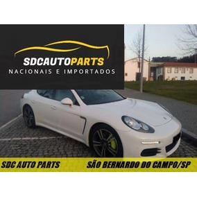Capo Porsche Panamera 11 12 13 14 15 Parachoque Dianteiro