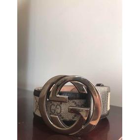 ce81e3af7 Cinturon Gucci Imitacion Doble G - Cinturones en Mercado Libre México