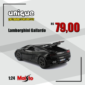Lamborghini Gallardo 1/24 - Maisto