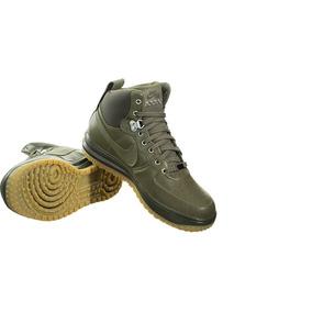 Botas Nike Para Niño Lunar Force 1olive