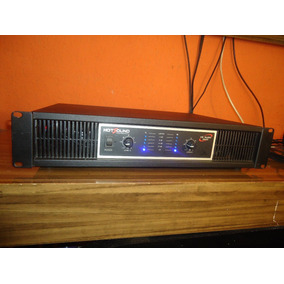 Potência Hot Sound Modelo Hs Audio 2500
