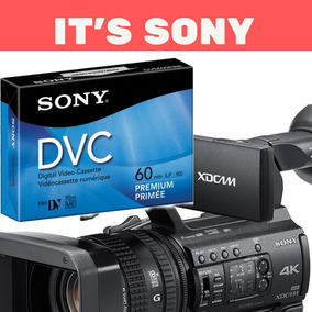 Sony Dvm-60pr Premium Mini Dv Cassette (60 Minutos)