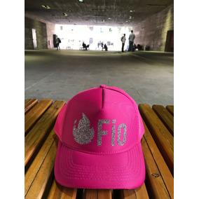 Chama Fio Boné - Bonés para Feminino no Mercado Livre Brasil d22017c6a67