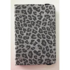 Capa Tablet Universal 7 Polegadas Animal Print Onça