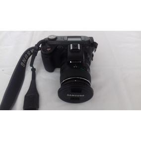 Cámara Fotográfica Semiprofesional Samsung Pro 815