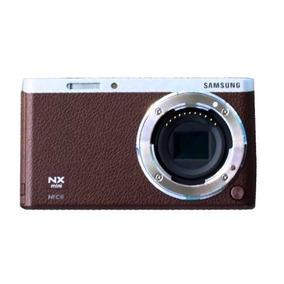 Samsung Nx Mini Mirrorless Câmera Digital (brown Somente Co