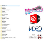 Karaoke Profesional 1tb Videos Todo Genero Disco Duro
