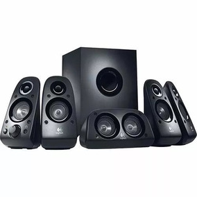 Home Theater Logitech Z506 5.1 150w Pronta Entrega