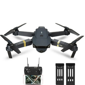 Drone E58 Eachine Câmera Fpv Wifi 1 Bateria Extra Na Caixa